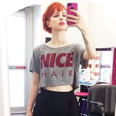 Hayley Williams Photograph
