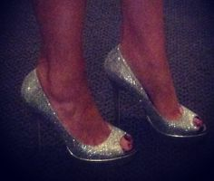 Sparkly Jimmy Choos. #100thingsiCRAVE #style