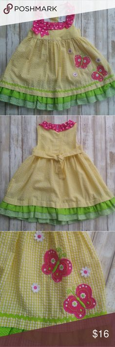 Beautiful Emily Rose Spring Dress, girls 2T Beautiful Emily Rose Spring Dress, girls 2T, Brand new, never worn. My child is a little on the chubby side and skipped 2T, altogether. Very sad we never got to wear :'-( Brand new condition or VEUC Emily Rose Dresses Casual