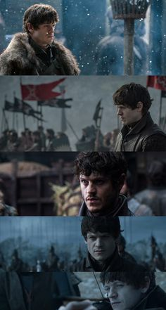 I don't know, but I like Ramsay Bolton. Of course he is not the friendlys Person in GoT, but he's so insane that I can't hate him and he is a very interesting Charakter. More interesting than Daenerys or Arya. I can understand that people hate him, but in sprite of everything he is cunning and intelligend, but also he is insane and sadistic. His two sides fascinates me.