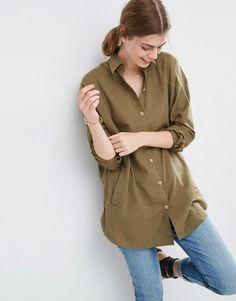 Shirt Women's De Mejores Shirts Imágenes 41 Oversize En asos xUU6Y