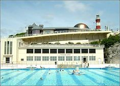 Tinside Art Deco Lido, Plymouth