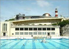 Tinside Art Deco Lido, Plymouth