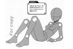 キャラクターをつくろう! 少女イラスト見本帖,制服コレクション編 Manga Basic Pose 23