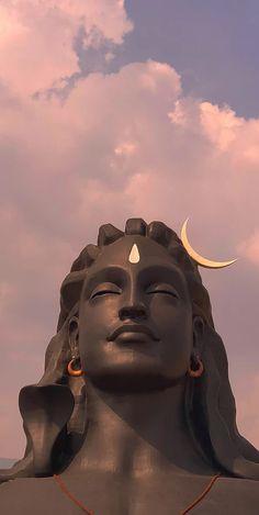 Lord Shiva Pics, Lord Shiva Hd Images, Lord Shiva Family, Mahakal Shiva, Shiva Art, Shiva Statue, Lord Shiva Sketch, Saraswati Goddess, Shiva Tattoo