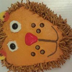 Lion cake Lion Cakes, Cake Decorating, Desserts, Food, Tailgate Desserts, Deserts, Essen, Postres, Meals