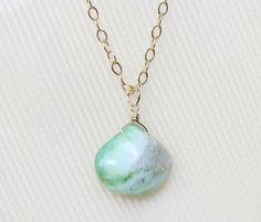Opal 14k Gold Filled Necklace