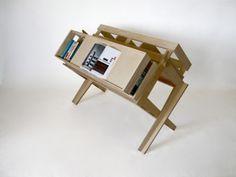 Bibliothèque intelligente par Fotis Evans - Blog Esprit Design