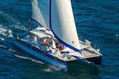Scape 51' Explorer - Day Charter