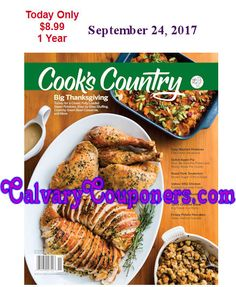 Cooks Country Magazi