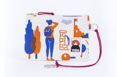YKRA makes backpacks and accessories, handcrafted from the finest quality materials in Europe, inspired by the classic hiking packs of the Purses And Bags, Suitcase, Pouch, Van, Backpacks, Classic, Accessories, Collection, Suitcases