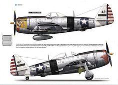 Kagero Publishing P-47D Thunderbolt