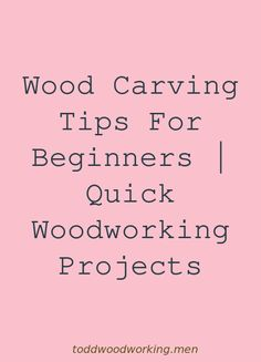 Discover novice woodworking tasks that make exceptional homemade presents either on your own or a loved one and are best for newbies. #smallshop #wood... Wood Projects For Beginners, Beginner Woodworking Projects, Learn Woodworking, Wood Working For Beginners, Woodworking Plans, Wood Joints, Wood Worker, Types Of Wood, Wood Crafts