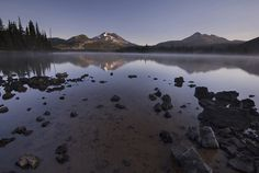Sparks Lake, OR #Oregon, #Lakes