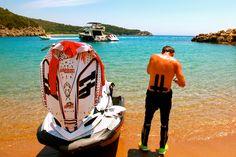 Akropolis Jet Raid 2014 - Jet Ski Race - Malibu Beach Greece