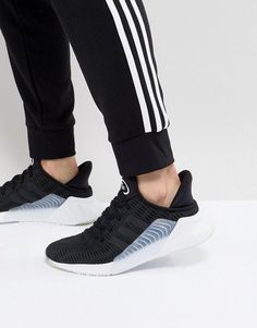 7480a12af884 adidas Originals Climacool 02 17 Sneakers In Black BZ0249 Adidas Three  Stripes