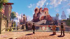 "Let's Play ""BioShock Infinite"" - 002 Kopfspalterei - #letsplay via @2KDe..."