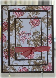 Everything Old is New Again! by lovemycards - Cards and Paper Crafts at Splitcoaststampers