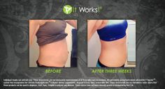 before and after pictures after using it works products. it works really works. still skeptical? check this out. real people loosing real weight and toning up