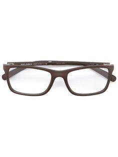 DOLCE & GABBANA square frame glasses. #dolcegabbana #glasses