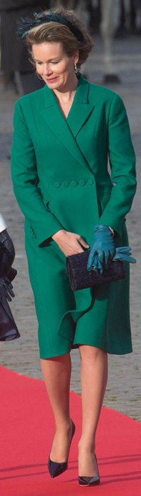 Princess Madeleine, the Duchess of Cambridge and Queen Letizia: Gallery of the week's best royal style - Foto 12