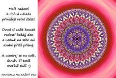 Mandala Dovol si kousek štěstí Outdoor Blanket, Words, Quote, Horse
