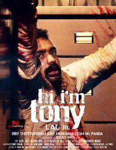 Hi i'm tony - Official Poster