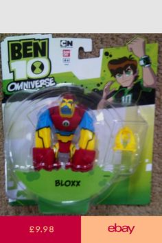 Ben 10 TV & Movie Character Toys Toys & Games #ebay