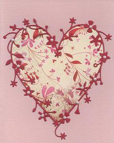 Stempeloase: Memory Box - Bingham Heart