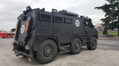 Nexter - RAID - Police Nationale - France