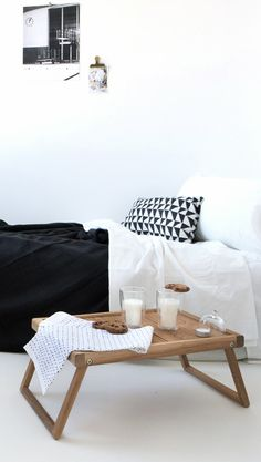 Breakfast Trays For Bed Alluring 20 Christmas Gifts For People Who Love Their Bed  People Gift And Design Inspiration