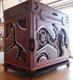 www.steampunktendencies.com/ possible the coolest and most beautifully designed thing i've seen in a while.