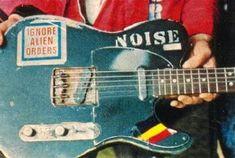Fender Telecaster - Joe Strummer