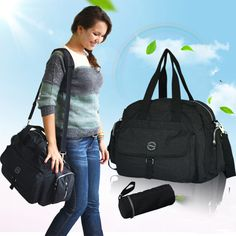 Cheap Diaper Bags on Sale at Bargain Price, Buy Quality bag seal, bag, bag japan from China bag seal Suppliers at Aliexpress.com:1,is_customized:Yes 2,Item Height:34 cm 3,Size:Large(>50cm) 4,Item Length:42 cm 5,Style:Messenger Bags
