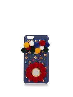 SALE! Dolce & Gabbana Pom Pom iPhone 7 cover