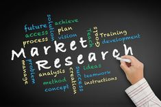 Marketing research deals exclusively with marketing. Competitive Analysis, How To Get Better, Data Processing, Market Research, Social Science, Decision Making, Teamwork, Business Tips, Insight