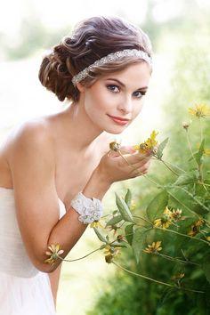 Fabulous Secret Garden Cloe Noel Designs Wedding Accessories