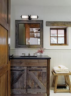 422 Best Bathrooms Rustic Images In 2018 Home Decor