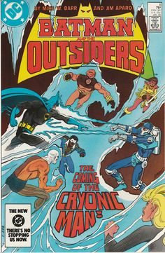 DC Comics - Batman and the Outsiders Vol.1, No. 6, 1983