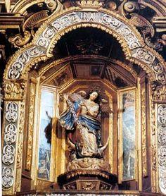 Virgen Inmaculada de Quito, Bernardo Legarda