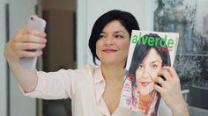 alverde Magazin - Interview des Monats mit der Schauspielerin Jasmin Tab...