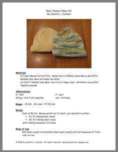 Baby Hat Knitting Patterns Free, Baby Booties Free Pattern, Baby Sweater Knitting Pattern, Baby Hat Patterns, Baby Hats Knitting, Crochet Baby Hats, Knitting Yarn, Free Knitting, Crochet Birds