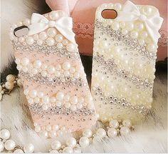 Hot!! Diy Iphone Accessories Resin Bow IPhone 4 4S Case Shell Deco Den Kit | eBay