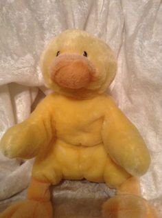 BABY GUND Sweetscoops Quacker EASTER Plush