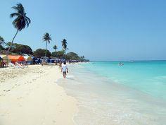 Cartagena beach colombia   Playa Blanca Playa en Cartagena, Colombia - Playa Blanca Guía de ...