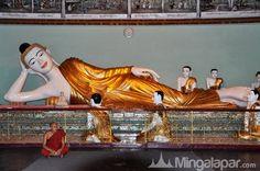 Beautiful pagoda in Myanmar