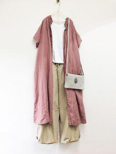 家じかん3wayドレス / PINK | コーディネート|nest Robe ONLINE SHOP