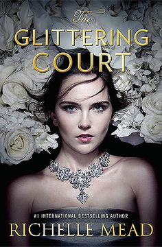 Library Linsey's Teen Books & Baubles: REVIEW: The Glittering Court by Richelle Mead