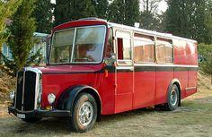 camion/bus aménagé