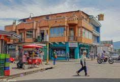 Calles del centro de San José de Costa Rica  www.vivimosdeviaje.com